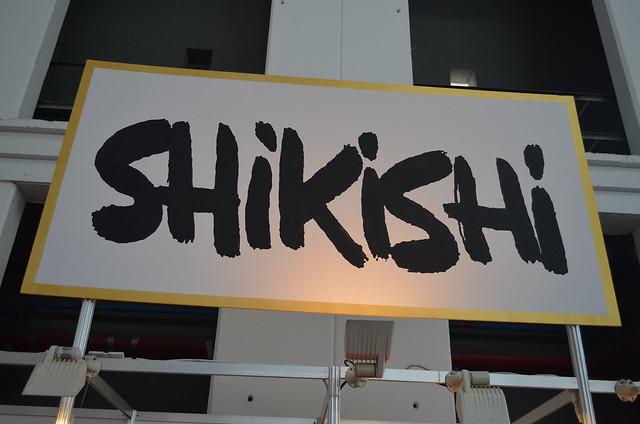 Exposición Shikishis