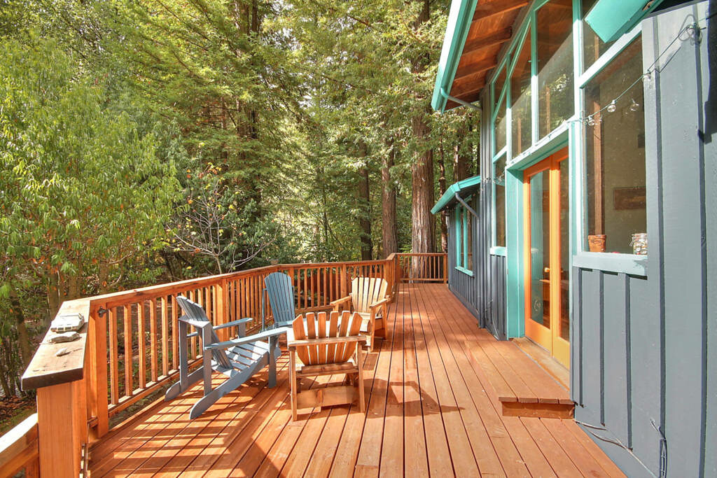 Wildbride Retreat: The Redwoods