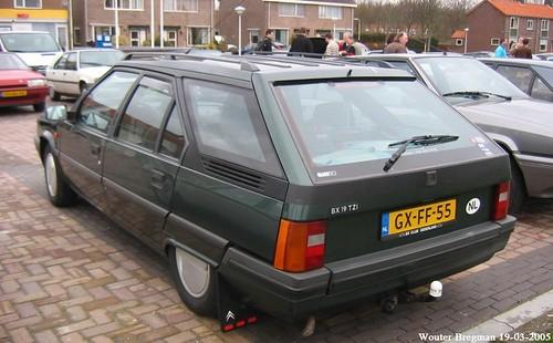 Citroën BX 19 TZI Break 1993