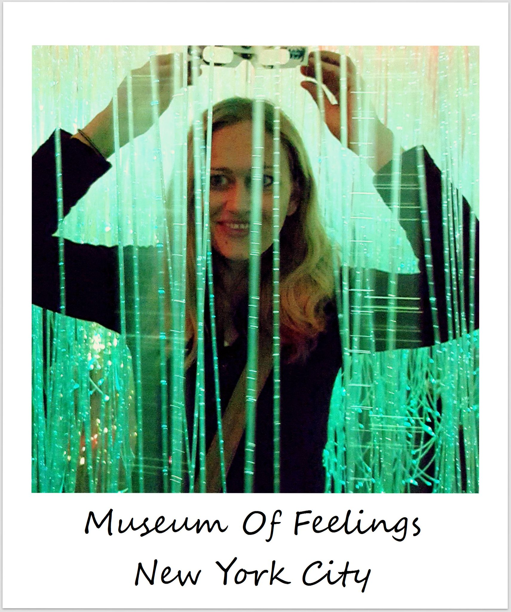 polaroid of the week usa new york city museum of feelings