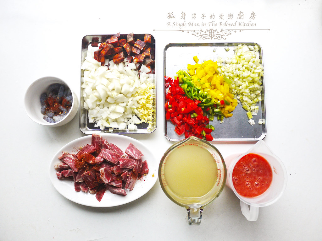 孤身廚房-Jambalaya什錦飯──美國南方多元風情文化融合的經典料理5
