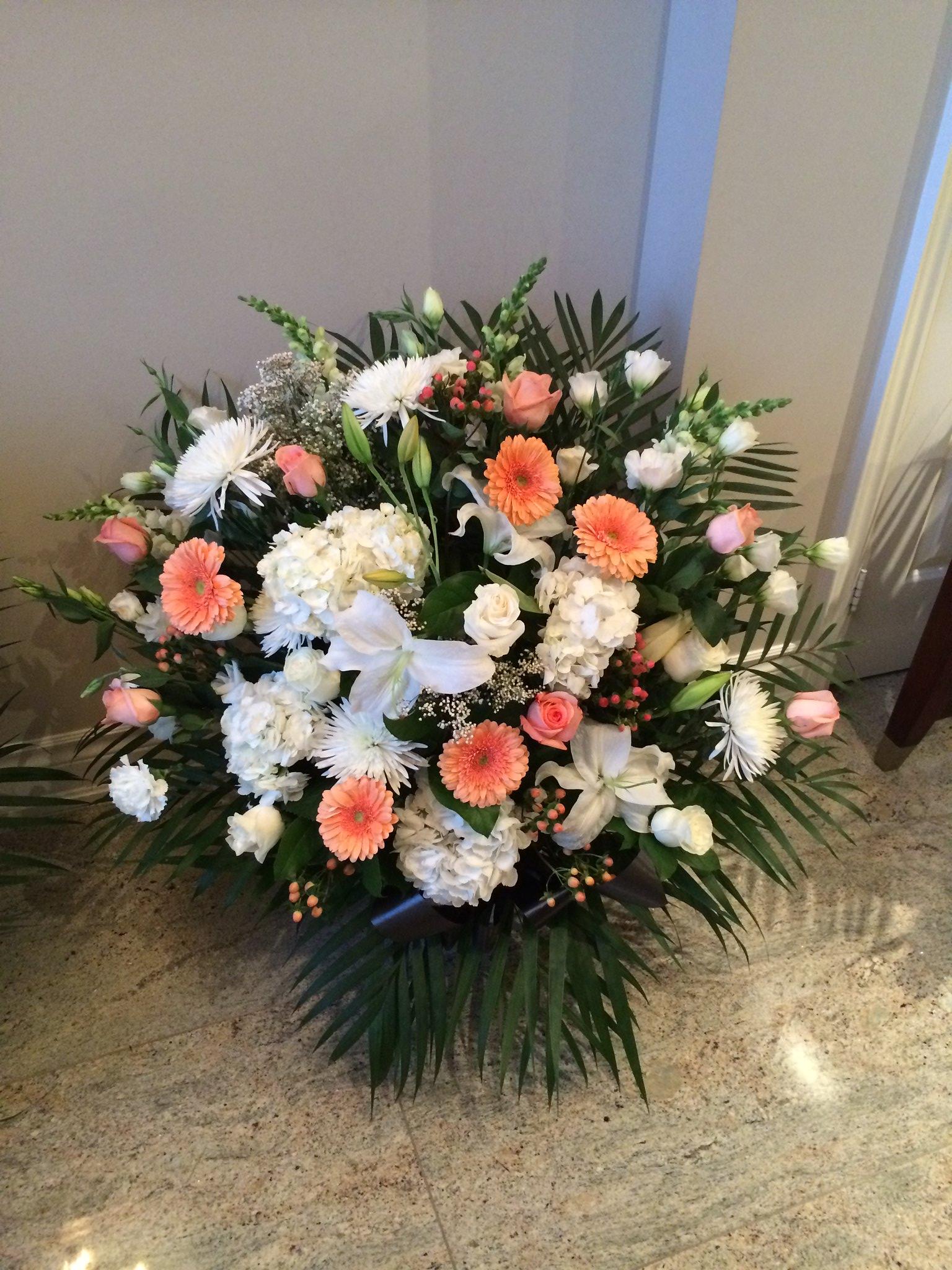 Funeral basket$150-180