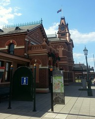 Post Office and Courthouse, Franklin and Kay Streets, Traralgon, Gippsland, Victoria, Australia.