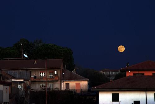 luna piena up
