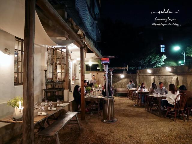 中正紀念堂老房子餐廳香色氣氛好 (19)