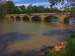 Monocacy Aqueduct- C & O Canal- Frederick County MD (7)