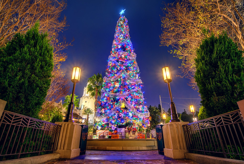 Buena Christmas Street