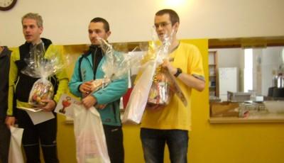 Pechek vyhrál arktický červenokostelecký Novoroční běh po desáté