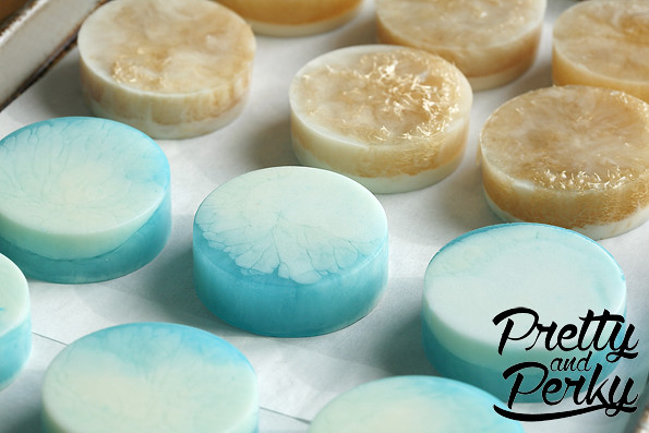Blue Skies Shaving Soap