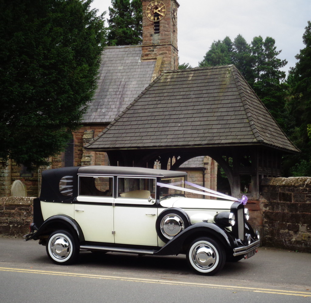 Wedding Car Hire In Sutton Coldfield