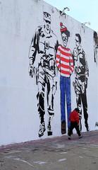 Waldo Got Caught! Art by HiJack