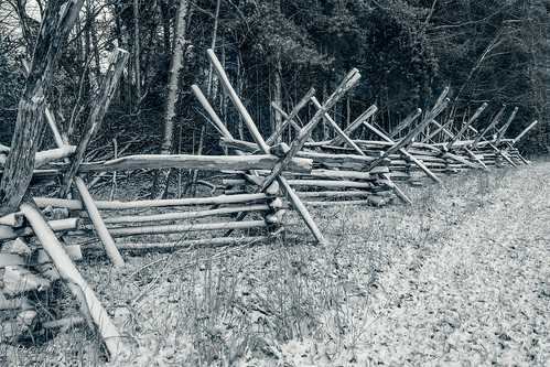 civilwar fence landscape manassasnationalbattlefield military sky manassas virginia unitedstates us