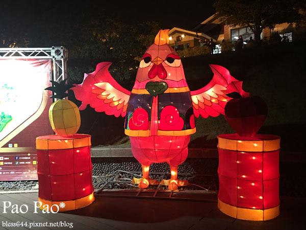 2017台中清水港區藝術中心燈會