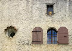 Vantage points: Tavernes, Var, Provence