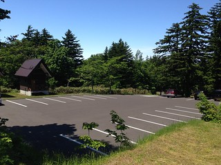 rishiri-island-hokuroku-camping-ground-parking01