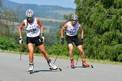 Šumavský XC-Ski Tripple: Tři dny, tři závody a řada reprezentantů v akci