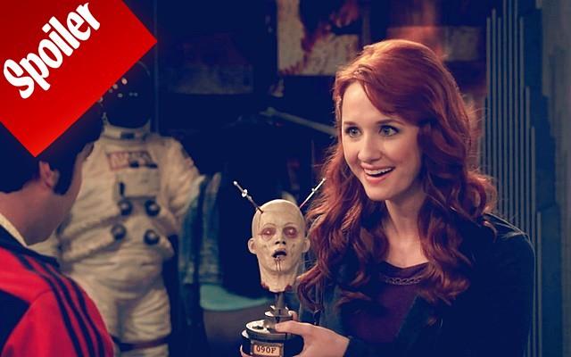 Emily Sweeney en la temporada 9