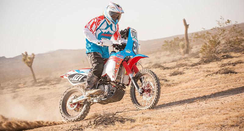 Honda XR650 ICON