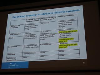 DI_20150709 043739 ISIE plenary MarlyneSakahian TheSharingEconomyInRelationToIndustrialSymbiosis