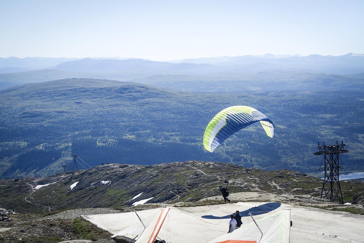 Skärmflyg www.traningsgladje.se