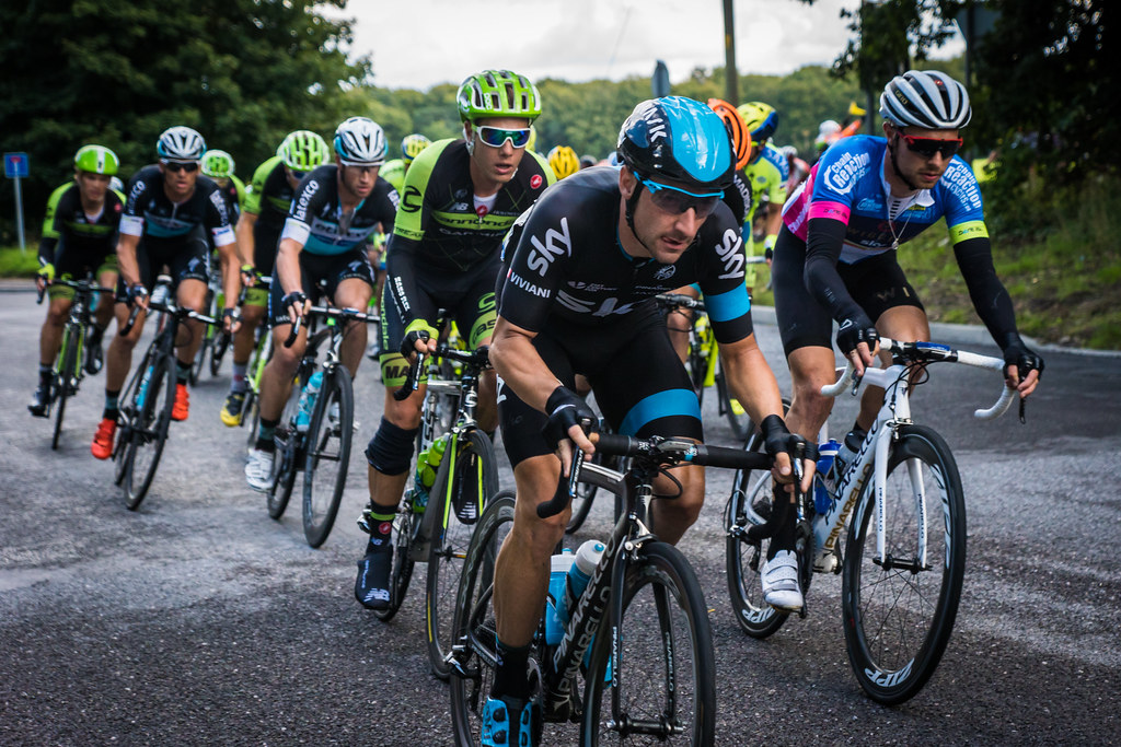 Tour of Britain 2015 - Stage 7-10