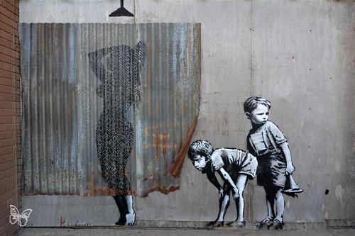 Dismaland - Banksy