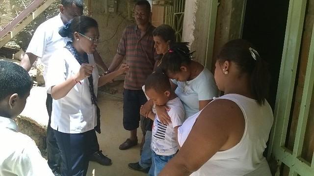Casas de Oración: Caracas, 06-09-15