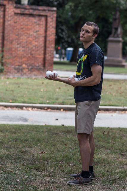 The Saddest Juggler