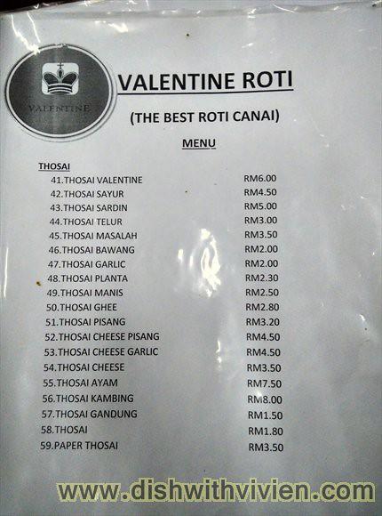 Valentine Roti 2