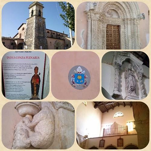 basilica #sancesidio #sanrufino #trasacco #marsica #storia #santi #ognisanti