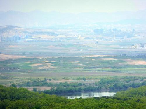 Co-Seoul-DMZ 3-Dora observatoire (5)