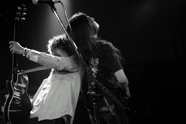 THE NICE live at Outbreak, Tokyo, 29 Sep 2015 - jam with Takayuki O.E. 553