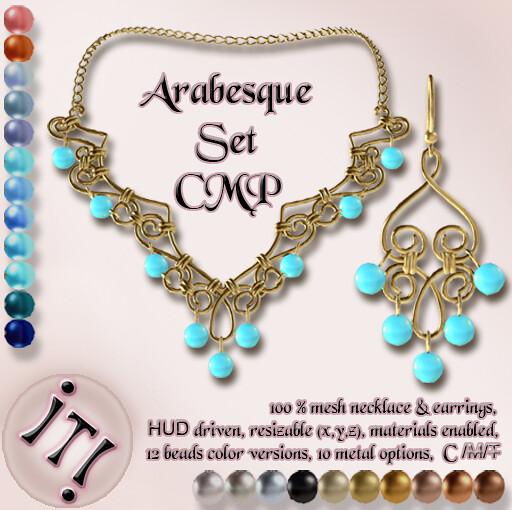 !IT! - Arabesque Set 9 CMP Image