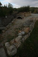 Fonte de mergulho quinhentista em Castelo Bom, Almeida