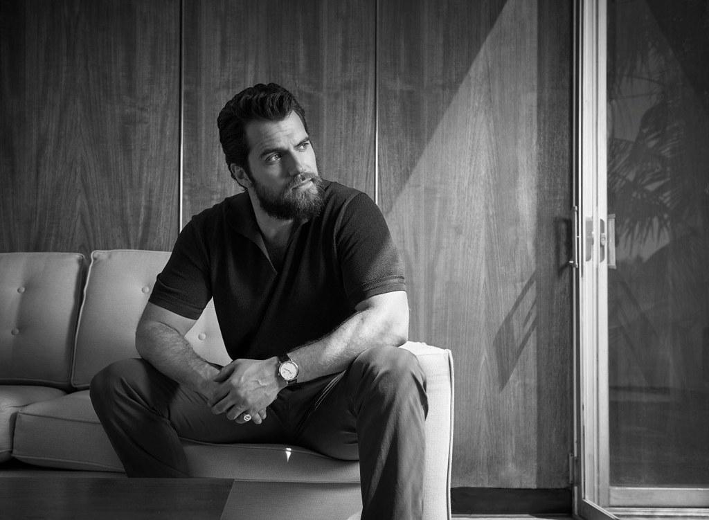 Генри Кавилл — Фотосессия для «Men's Health» UK 2015 – 13