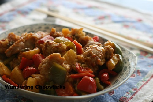 Chinese Sweet and Sour Chicken 14