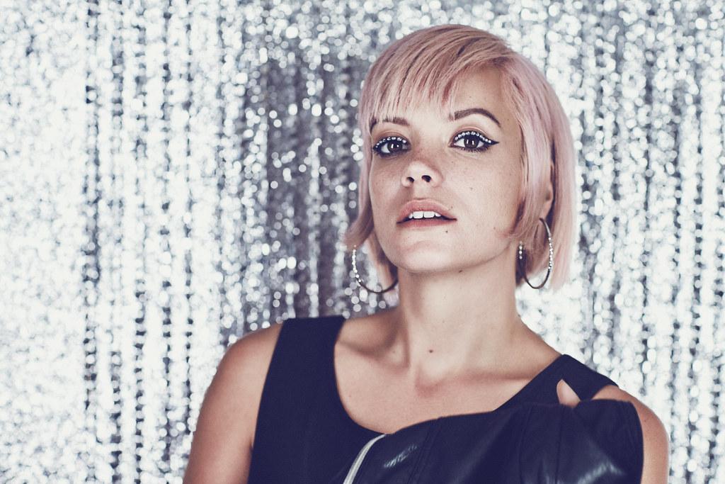 Лили Аллен — Фотосессия для «Vero Moda» Зима 2015 – 1