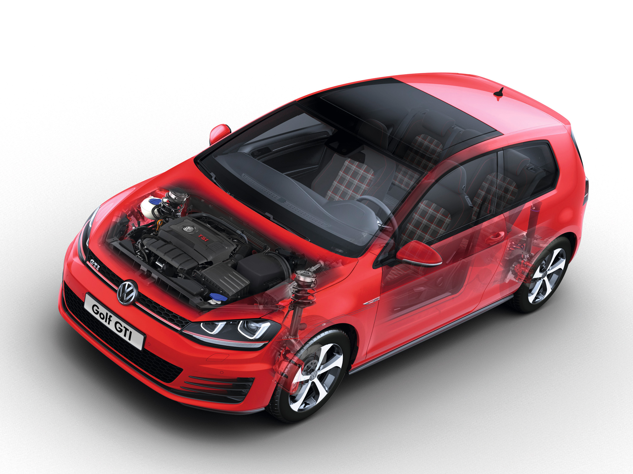 Хот-хэтч Volkswagen Golf GTI VII