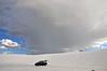 Hiking White Sands