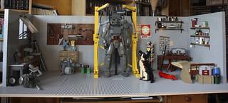 Fallout 4 diorama - Entire view
