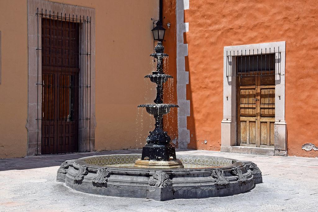 Durango fountain