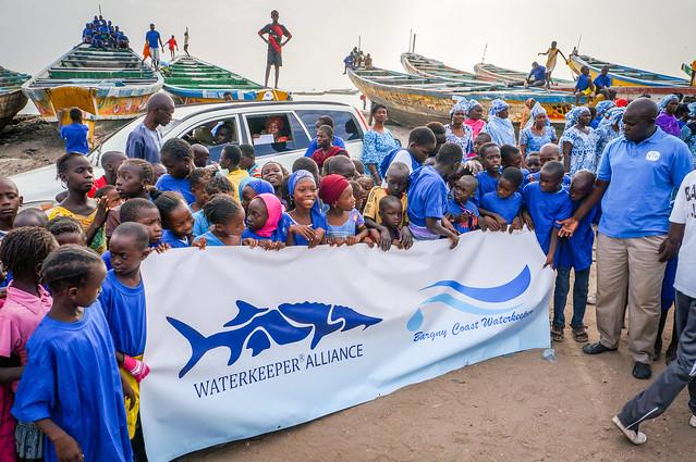 Senegal Climate March
