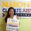 People pledge to march for climate justice on Nov. 28
