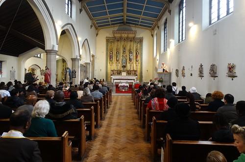 151108 - Centenary Mass - Kennington Park