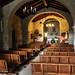 Interior de la Ermita de Santa Tecla