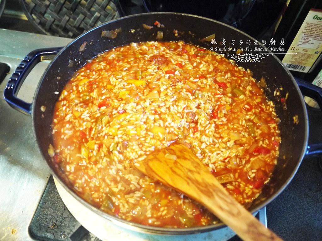 孤身廚房-Jambalaya什錦飯──美國南方多元風情文化融合的經典料理27