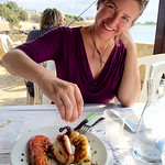 Seafood Lunch at La Maruzella - Lido Conchiglie, Puglia, Italy