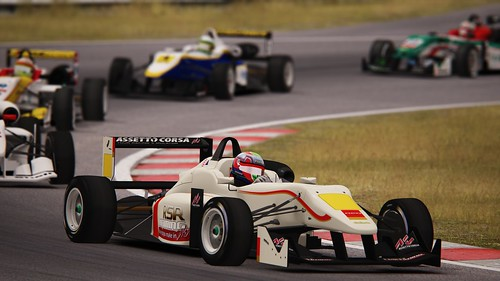 RSR Formula 3 mod