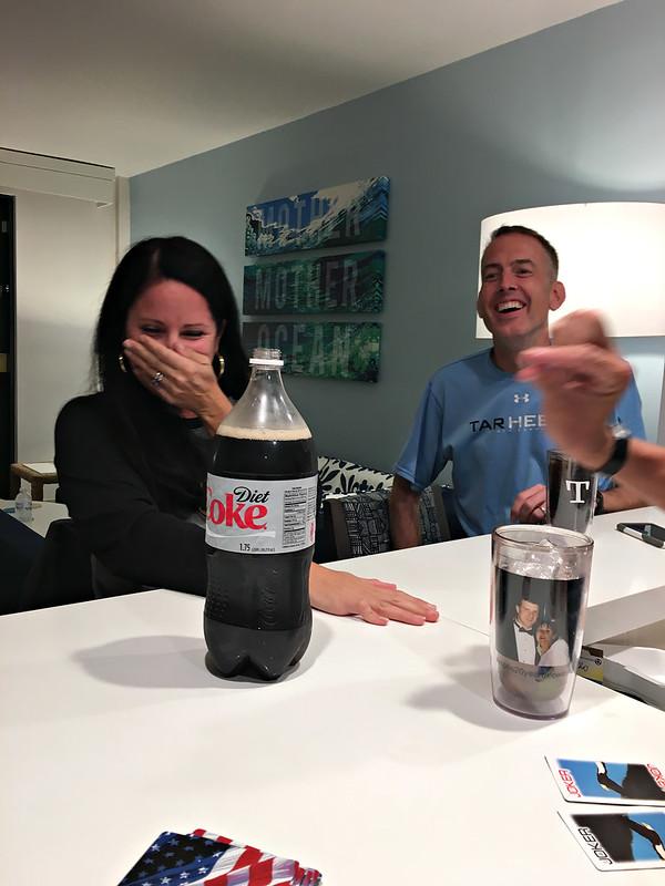 laugh diet coke