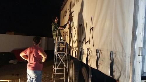 Caravana de emergencia a los campamentos saharauis. Noviembre 2015